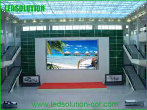 Ledsolution P6 Indoor LED Display pictures & photos