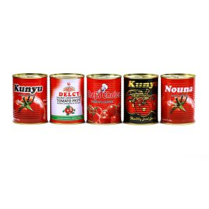 Tomato Paste in Tin with High Quality pictures & photos