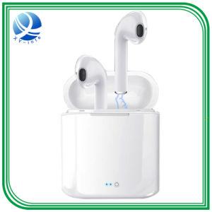 Origin Wireless Bluetooth Earpieces Twins Stereo Double Earpods in-Ear Headset Earphones I7s Tws Bluetooth Headphone