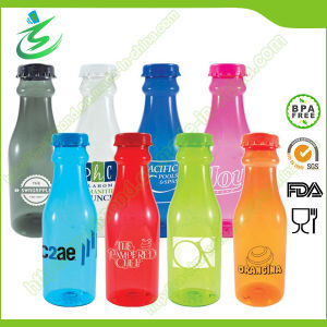 600ml Customized Soda Water Bottle, Tritan Bottles pictures & photos