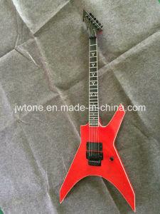 Body Top Binding Neck Through Body Guitar