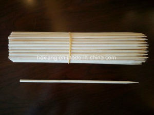 Bamboo Sticks Skewer with Custom′s Logo pictures & photos