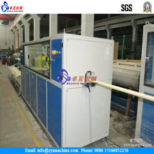 50-160mm PVC CPVC UPVC Water Supply Pipe Manufacturing Plant/Extruder Machine pictures & photos