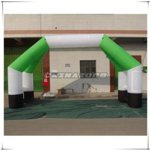 Triangle Shape Inflatable Archway for Advertising
