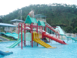 Kids Slide for Amusement Park (SW02)