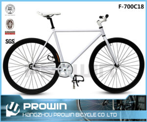 700c Flip-Flop Hub Single Speed Fixed Racing Bicycle