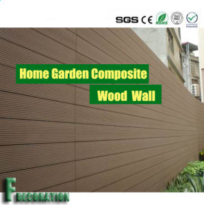 Waterproof Composite Decking Wood Plastic WPC Wall Cladding