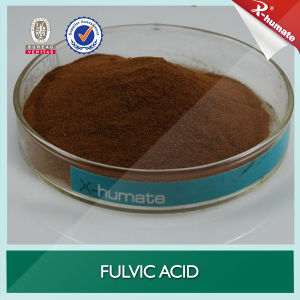 Vegetable Source Water Soluble Powder Organic Fertilizer 80% Fulvic Acid pictures & photos
