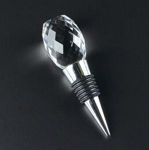 Crystal Bottle Stopper Design Wedding Gift pictures & photos