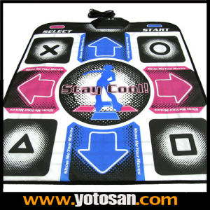 32bit 16bit PC+TV Non-Slip Dance Mat Pad with New Games