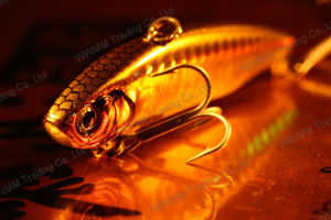 Fishing Lure--70mm 12g Sinking Vib with 3D Eyes (HMV70) pictures & photos