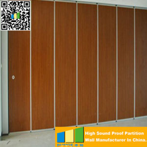 China 394inches Acoustic Sliding Room Divider for Conference Room