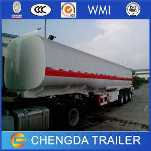 3 Axles Carbon Steel Oil Tanker Trailer pictures & photos