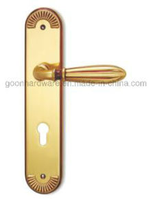 High Quality Solid Brass Door Handle 818 pictures & photos