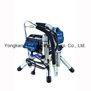 Painting Electronica and Digital Piston Pump Airless Paint Sprayer Spt495 pictures & photos
