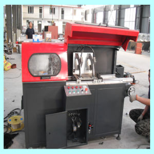 Aluninum Window Making Machine of Corner Connector Cutting Saw