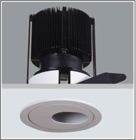 15W LED Downlight for Interior/Commercial Lighting (LWZ230) pictures & photos
