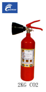 2kg CO2 Carbon Dioxide Fire Extinguisher pictures & photos