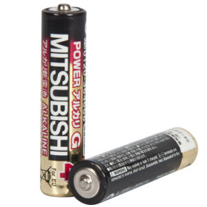 Lr03 Mitsubishi AA Alkaline Dry / Primary Battery