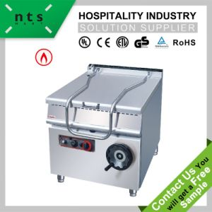 Gas Tilting Pan for Hotel & Restaurant & Catering Kitchen Equipment pictures & photos