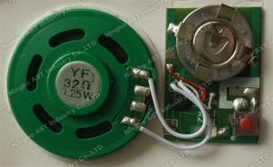 Pre-Record Sound Module, Sound Module with Push Button pictures & photos