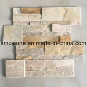 18*35cm Hot Sale China Natural P014 Slate Stacked Culture Stone pictures & photos