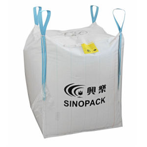 Type C Conductive Big Bag with Green Webbing Lift pictures & photos