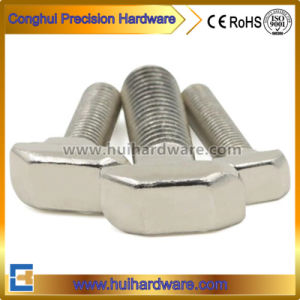 DIN186 T Slot Hammer Head Bolt for Aluminum Profile pictures & photos