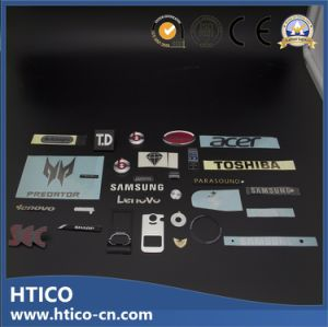 Metal Nameplate Custom Size Metal Tag Logo Name Metal Alloy Metal Plate pictures & photos