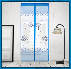 2017 Hot Style Snap Door Magnetic Mosquito Net Door Curtain Door Screen