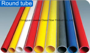 High Strength and High Moduls GRP Fiberglass FRP Tube/Pipe