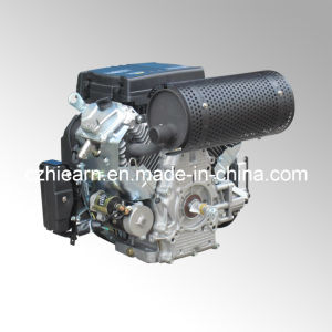 Air-Cooled Two Cylinder Lifan Gasoline Engine (2V78F) pictures & photos