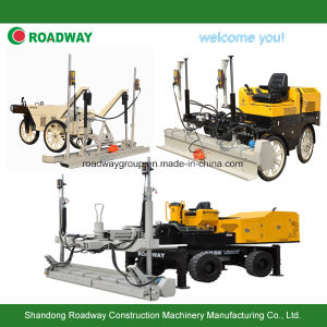 Ride on Hydraulic Laser Screed Machine pictures & photos