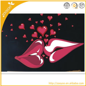 China Zy Hot Eco Friendly 3d Wall Decal Vinyl Wall Sticker Removable