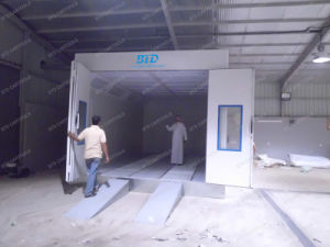 Automotive Paint Spray Booth CE German Technology pictures & photos