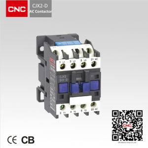 CNC Contactor Hot Product 690V AC Contactor (CJX2 -LC1-D) pictures & photos