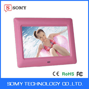 High Resolution Digital Photo Frame with Full Function 10 Inch Size