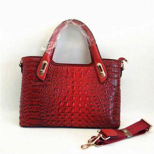 10219ea923 Women Messenger Bag Briefcase Handbag PU Stereo Alligator Leather Woman Bag  Shoulder Cross Body Bag Ol