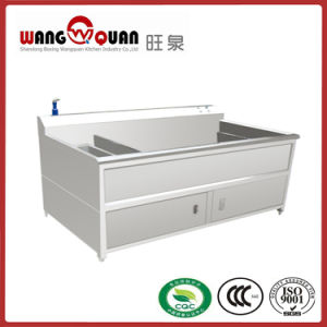 High Quality Stainless Steel Sink Specialized for Washing Vegetables pictures & photos