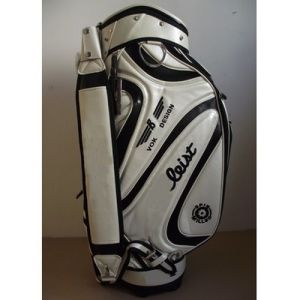 Custom PU Golf Bag /Staff Bag pictures & photos