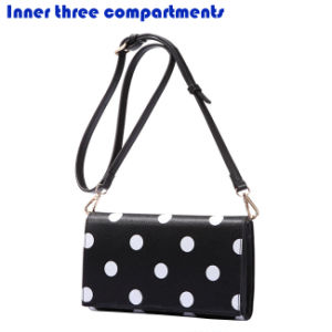b837a521dac Office Lady Leather Handbags Woman Long Belt Bag