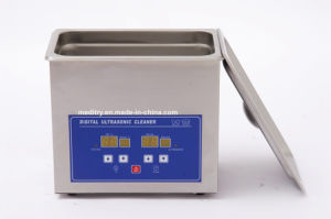 Digital Ultrasonic Cleaner with Timer & Heater PS-20A