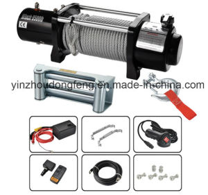 Electric Winch Sc9500t with Steel Cable