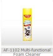 Af-1102 multifunctional Foam Cleaner