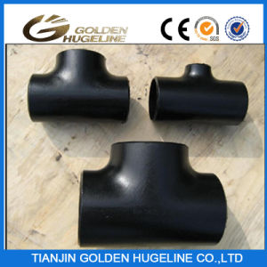 ANSI B16.9 Steel Pipe Fitting Tee pictures & photos