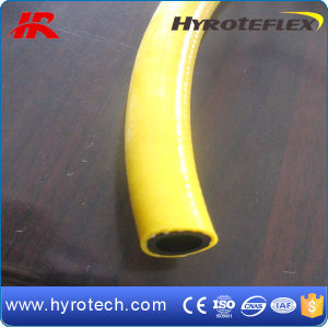 Yellow Air Hose From Professionla Rubber Hose Supplier pictures & photos