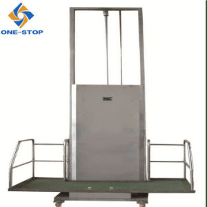 Pneumatic Type Lifting Platform for Slaughterhouse Equipment