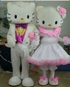 Hi 2013 En71 Adult Hello Kitty Party Costume
