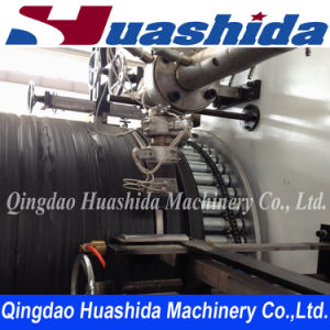 Sewage Pipe Extrusion Line Extrusion Line pictures & photos