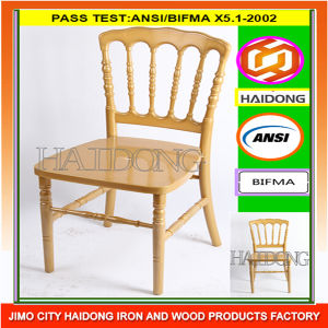 High Quality Gold Resin Napoleon Chiavari Chair pictures & photos